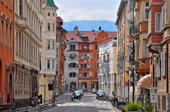 Hotels In Bruneck Italy