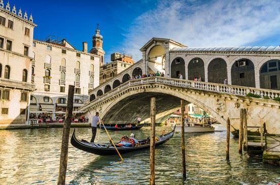 106366 venezia ponte di rialto