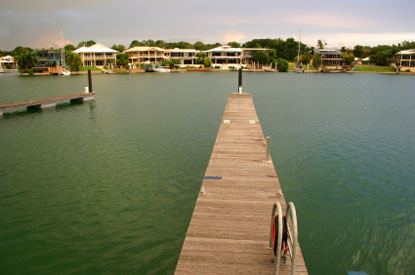Photo Molo di legno in Darwin - Pictures and Images of Darwin