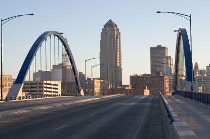 Veduta dal ponte