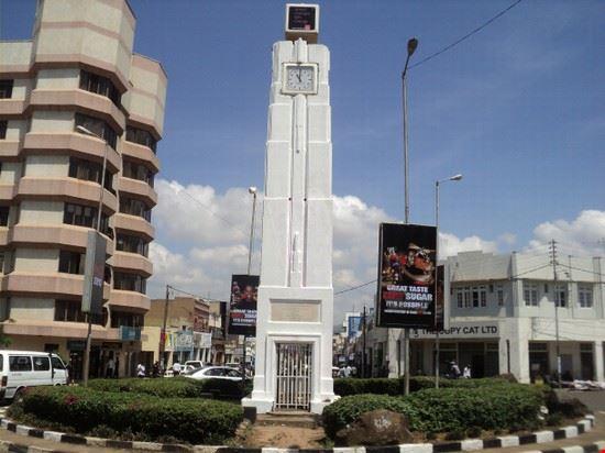 torre dell'orologio a kisumu