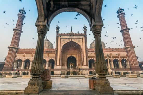 VIAGGIO IN INDIA a DELHI