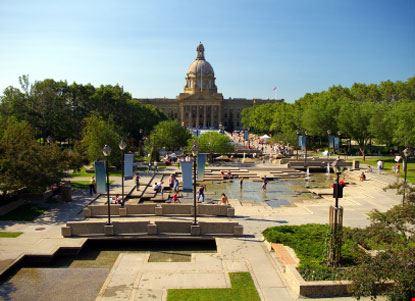 Palazzo di Giustizia ad Alberta