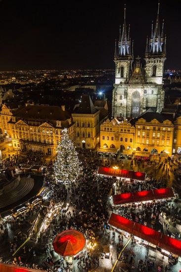 Praga Natale
