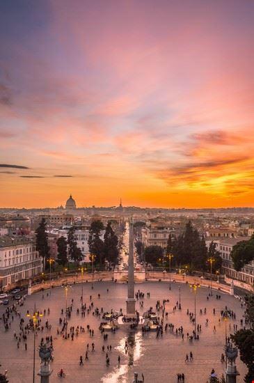 Roma Veduta Pincio