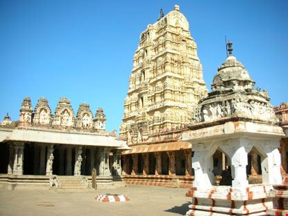 Tempio Indu Gopuram