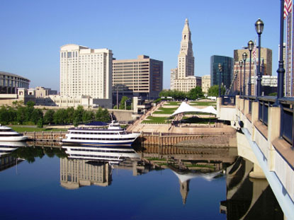 Photo hartford grattacieli sul fiume in Hartford - Pictures and Images of Hartford - 415x311  - Author: Editorial Staff, photo 1 of 3
