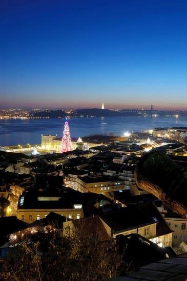 Lisbona Natale