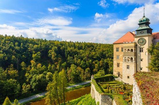 Castello di Pieskowa