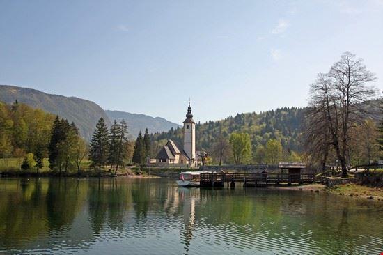 Lago di Bohinj