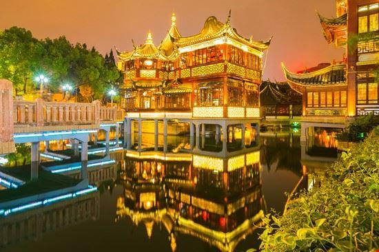 Giardini di Yuyuan