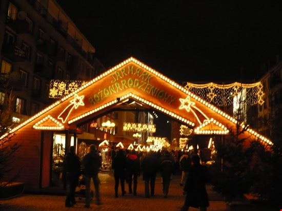 Mercatino di Natale a Wroclaw