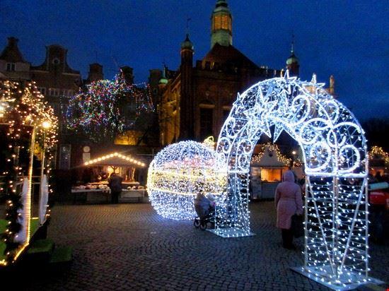 Mercatino di Natale a Danzica