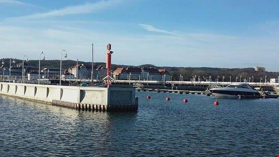 Il Molo di Sopot