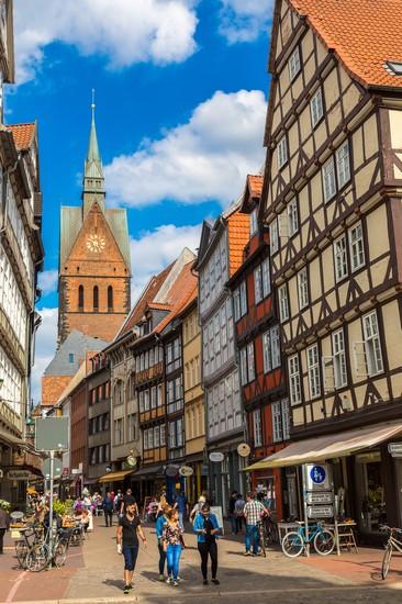 Foto Hannover a Hannover - 366x550  - Autore: Redazione, foto 8 di 41