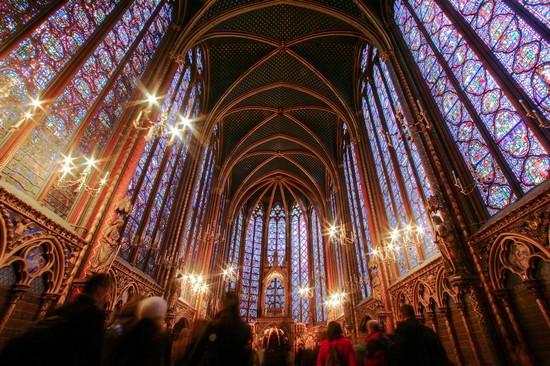 Foto Sainte Chapelle a Parigi - 550x366  - Autore: Redazione, foto 3 di 833