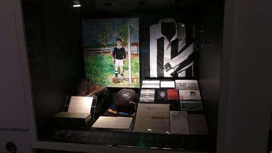 Memorabilia allo Juventus Museum