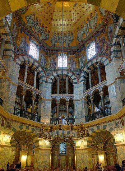 cappella palatina di aquisgrana