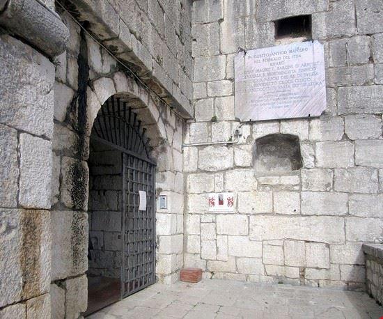 castello di montesarchio e museo del sannio caudino
