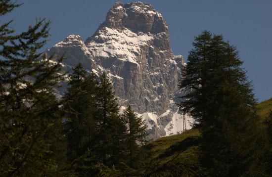 Foto Particolare del Monte Cervino a Breuil-Cervinia - 550x358  - Autore: Redazione, foto 5 di 17
