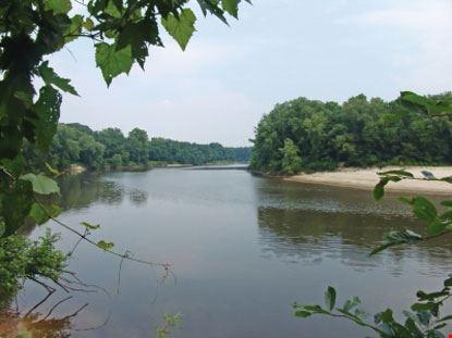 Veduta del fiume