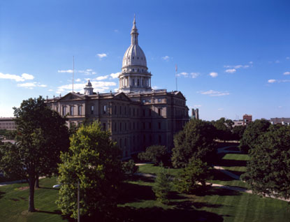 Photo lansing campidoglio in Lansing - Pictures and Images of Lansing