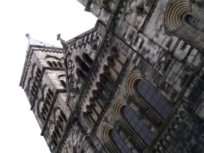 Photo lund la cattedrale di domkyrka in Lund - Pictures and Images of Lund - 415x311  - Author: Editorial Staff, photo 1 of 1