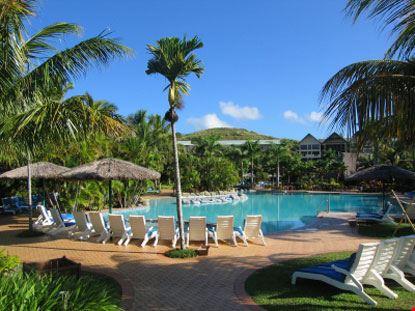 Resort a Fiji