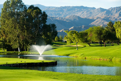 Photo Campo da golf in Palm Springs - Pictures and Images of Palm Springs
