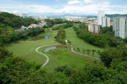 Photo penang campo da golf in Penang - Pictures and Images of Penang 