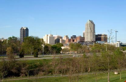 Città di Raleigh
