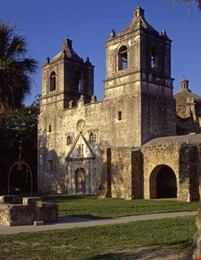 Parco Nazionale Storico delle Missioni di San Antonio