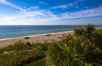 Il Golfo del Messico visto dalla Florida