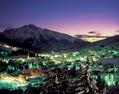 Photo seefeld di notte in Seefeld - Pictures and Images of Seefeld