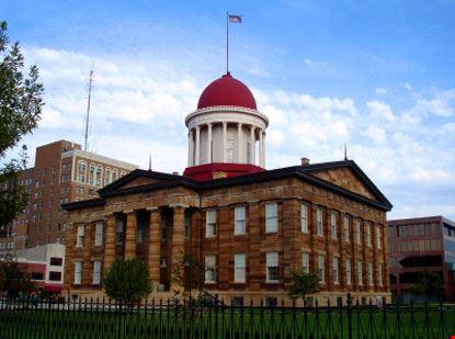 Vecchio Parlamento dell' Illinois