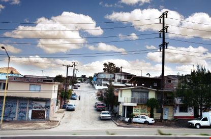 Scorcio di Tijuana