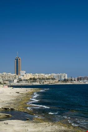 Mediterranean Sea Coastline