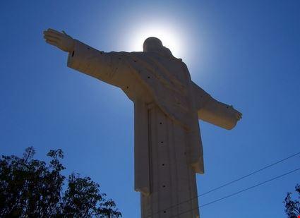 Big Christ Statue