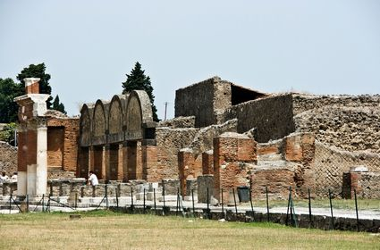 Photo Ruins of Pompey  in Pompei - Pictures and Images of Pompei