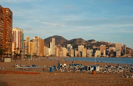 Foto benidorm playa levante - Imágenes y fotos de Benidorm - 425x275  - Autor: Redacción, Foto 2 de 14