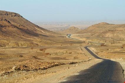 Highway on the Desert