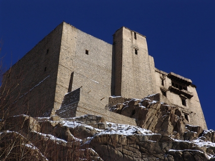 Photo kings palace in Leh - Pictures and Images of Leh