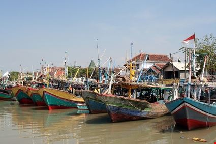 Traditional Fish Boat