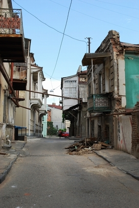 Photo Old Town in T'bilisi - Pictures and Images of T'bilisi - 284x425  - Author: Editorial Staff, photo 2 of 22