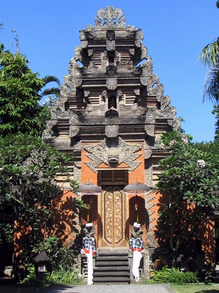 Photo Induist Temple in Ubud - Pictures and Images of Ubud