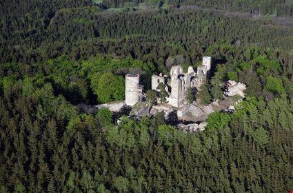 Castle Ruin Helfenburk