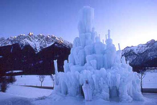 photo dobbiaco la montagna di ghiaccio photos de dobbiaco