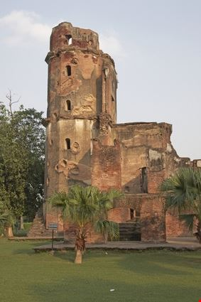 Ruins of British Residency