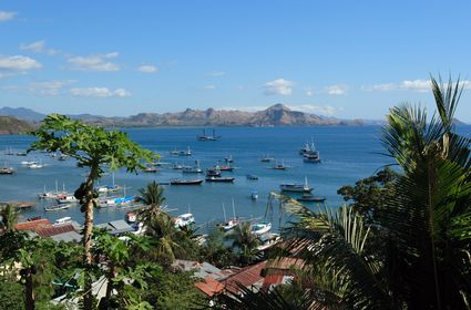 Photo Bay in Flores - Pictures and Images of Flores - 425x280  - Author: Editorial Staff, photo 2 of 2