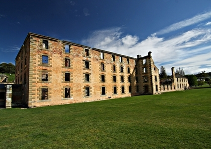 Photo Penal Colony in Port Arthur - Pictures and Images of Port Arthur